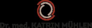 Logo Dr. med. Katrin Mühlen